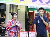 北上市夏まつり2017(8/4日から6日)1日目